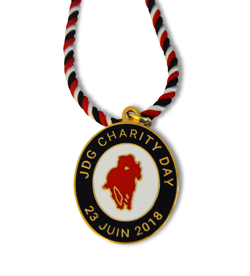 Image sur Médaille collector JDG Charity Day