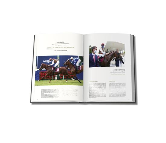 Image sur The Arabian Yearbook Tome IV